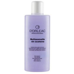 D'Orleac Acetone-free Nail Polish Remover