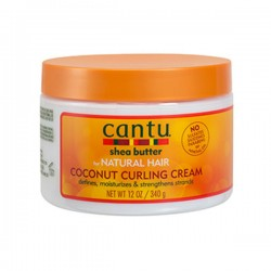 Cantu Natural Hair Coconut Curling Cream (340gr)