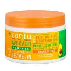 Cantu Avocado Hydrating Repair Leave-In (340gr)