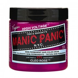 manic panic classic cleo rose 118ml - Coloration Rose Permanente