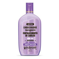 Gota Dourada Straightened Hair With keratin Conditioner (430ml)