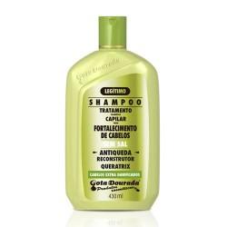 Gota Dourada Queratrix Shampoo Anti-loss Salt-free (430ml)