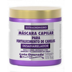 Gota Dourada Extraordinary Matting Mask (500gr)
