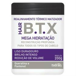 Hidran B.T.X Hair Botox Smooth Effect Keratin Matizador
