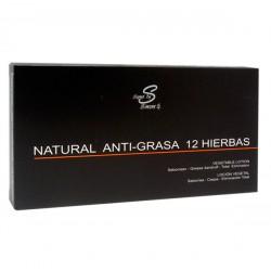 Simone G. 70 Anti-Grease Natural 12 Herbs Forte (10x10ml)