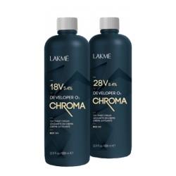 Lakme Chroma Developer O₂ Oxydant Cream (1000ml)