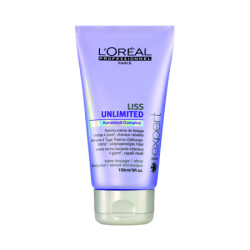 L'oreal Serie Expert Liss Unlimited Smoothing Cream (150ml)