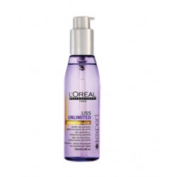 L'oreal Serie Expert Liss Unlimited Hair Styling Oil (125ml)
