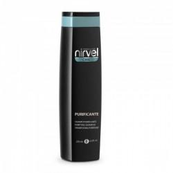 Nirvel Care Purifying Shampoo Greasy Hair (250ml)