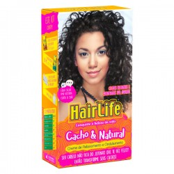 Embelleze Novex Hairlife Curly & Natural Relaxation and Curling Kit