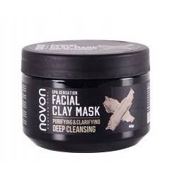 Novon Spa Sensation Facial Clay Mask (450gr)