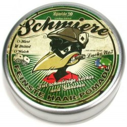 Schmiere Pomade Special Edition Gambling Lucky Nº 7 Medium (140ml)