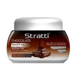 Stratti Chocolate & Keratin Mask (550gr)