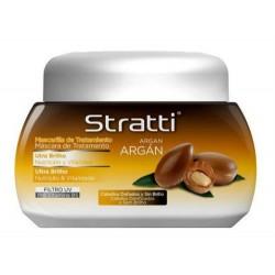 Stratti Aragan & Keratina Mask (550gr)