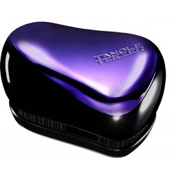 Tangle Teezer Brush Compact Purple Dazzle