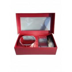 Taylor of Old Bond Street Platinum Cream, Fragrance and Brush Gift Box