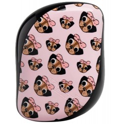 Tangle Teezer Brush Compact  Styler Pug Love