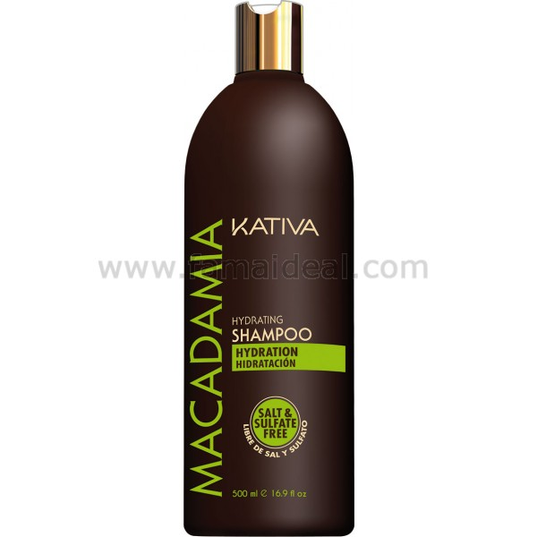 Kativa Macadamia Hydrating Shampoo