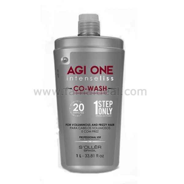 Agi One Intenseliss Co Wash 1000ml